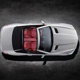 Mercedes-Benz SL 350, vista superior