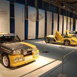 Renault 5 Maxiturbo, Renault Spider y Renault Clio Super2000 en Superdeportivos