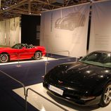 Chrysler Viper y Chevrolet Corvette en Superdeportivos