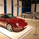 Dos Porsche 911 en Superdeportivos