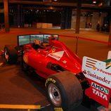 Simulador de Fórmula 1 de Ferrari en Superdeportivos
