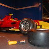 Un monoplaza Fórmula en Superdeportivos