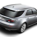 Saab 9-5 Sportwagon 2011