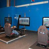 Simuladores de Fórmula 1 en Superdeportivos