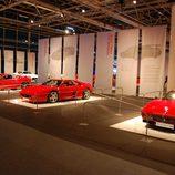 Ferrari 328 GTB, Ferrari 355 Challenge y Ferrari 430 Scuderia en Superdeportivos