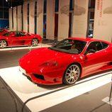 Ferrari 360 y Ferrari 348 TS en Superdeportivos