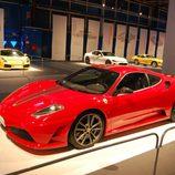 Ferrari 430 Scuderia en Superdeportivos