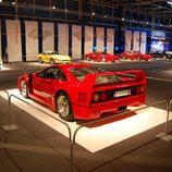 Ferrari F40 en Superdeportivos