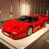 Ferrari F50 en Superdeportivos