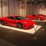Ferrari 430 Scuderia, Ferrari 355 Challenge y Ferrari 328 GTB en Superdeportivos