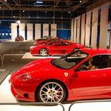 Ferrari 360, Ferrari 348 TS y Ferrari 365 GT 2+2 en Superdeportivos