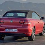 Volkswagen Golf Cabriolet parte trasera