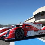 Toyota TS030 para Le Mans