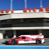 El Toyota TS030 en Paul Ricard
