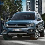 El todocamino Volkswagen Tiguan