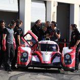 Cambio de piloto en el Toyota TS030