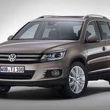 Volkswagen Tiguan 2011 poco renovado