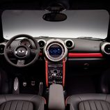 Interior del MINI John Cooper Works Countryman