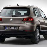 Volkswagen Tiguan 2011 parte trasera