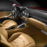 F12berlinetta (interior)