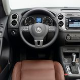 Cuadro de control del Volkswagen Tiguan