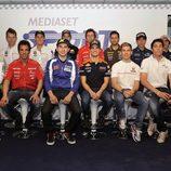 Los pilotos españoles del Mundial de Motociclismo 2012