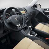 Interior del nuevo Volkswagen Tiguan
