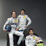 Junior Team de Mercedes-Benz para el DTM 2012