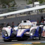 El Toyota #8 LMP1 en las 24 h de Le Mans 2012