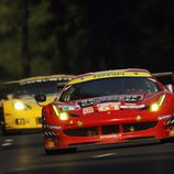 AF Corse dominó las 24 h de Le Mans 2012 en GTE Pro
