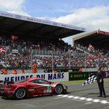 El Ferrari #51 gana las 24 horas en la categoría GTE Pro