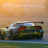Corvette #73 en las 24 h de Le Mans 2012