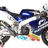 Moto de Power Electronics Aspar Team en 2012