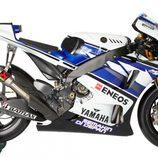 Moto de Yamaha Factory Racing en 2012
