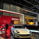 Descubriendo el nuevo Ferrari FF