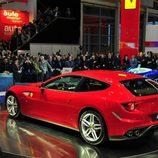 Ferrari FF en el Salón del Automóvil de Ginebra