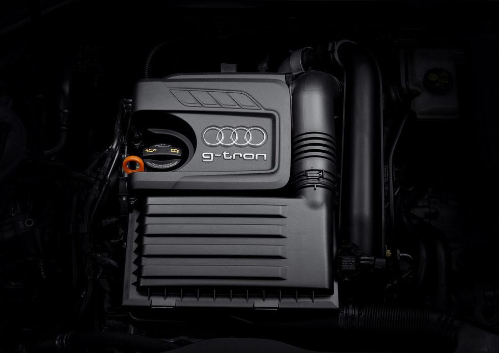 A3 Sportback g-tron motor