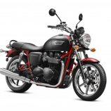 Vista general edición especial Triumph Bonneville