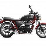 Vista lateral edición especial Triumph Bonneville