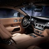Rolls-Royce Wraith detalle interior