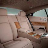 Rolls-Royce Wraith interior trasera