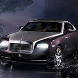 Rolls-Royce Wraith frontal