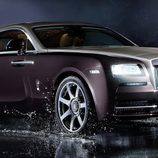 Rolls-Royce Wraith lateral de estudio
