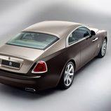 Rolls-Royce Wraith vision trasera