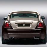 Rolls-Royce Wraith posicion trasera