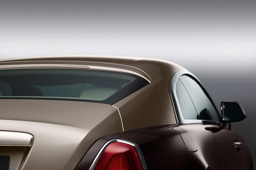 Rolls-Royce Wraith caida techo