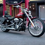 Harley-Davidson Breakout Rojo General