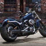 Harley-Davidson Breakout azul