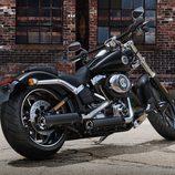 Harley-Davidson Breakout color gris