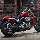 Harley-Davidson Breakout color rojo